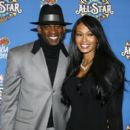 Pilar Biggers and Deion Sanders