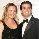 Vanessa Hayden and Donald Trump, Jr.