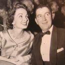 Ann Blyth and Dr. James McNulty