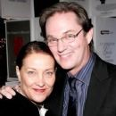 Richard Thomas and Georgiana Bischoff