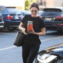 Courteney Cox – Seen as she departed a spa in Beverly Hills