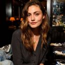 Phoebe Tonkin – FRAME Dinner SS 2017 NYFW in NYC - 454 x 680