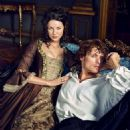Caitriona Balfe and Sam Heughan - Outlander 2 Season - Entertainment Weekly Magazine Pictorials [United States] (4 March 2016)