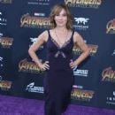 Jennifer Grey – 'Avengers: Infinity War' Premiere in Los Angeles - 454 x 663