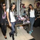 Pastry By Angela & Vanessa Simmons Celebrates Fashion's Night Out - 454 x 302