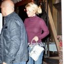 Britney Spears Makes It A Mirabelle Night