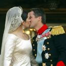 Crown Princess Mary Elizabeth of Denmark and Kronprins Frederik