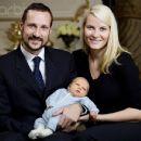 Kronprins Haakon and Kronprinsesse Mette Marit
