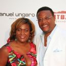 Judge Greg Mathis and Linda Reese