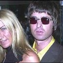 Noel Gallagher and Meg Matthews