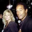Nicole Brown Simpson and O.J. Simpson