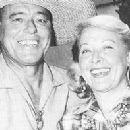 Vivian Vance and Philip Ober
