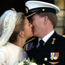 Princess Maxima and Prince Willem Alexander
