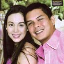 Claudine Barretto and Raymart Santiago