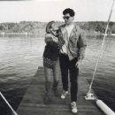 Cynthia Geary and Robert Coron