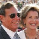 Jessica Walter and Ron Leibman