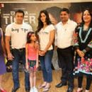 Salman and Katrina for Ek Tha Tiger - Meet n Greet Fans