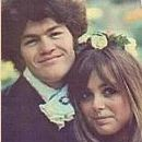 Micky Dolenz and Samantha Juste