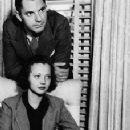 Bennett Cerf and Sylvia Sidney