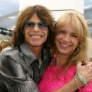 Steven Tyler and Teresa Barrick