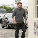 Ben Affleck is seen out and about on December 11, 2016