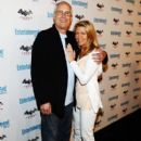 Chevy Chase and Jaynie Luke  -  Publicity