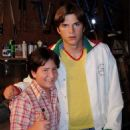 Jack and Ashton Kutcher