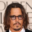 Johnny Depp at the 68th Annual Golden Globe Awards at The Beverly Hilton hotel January 16, 2011 Beverly Hills