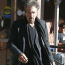 Al Pacino spotted out for lunch at Nate 'N Al's in Beverly Hills, California on December 13, 2014 - 406 x 594