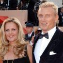 Dolph Lundgren and Anette Qviberg