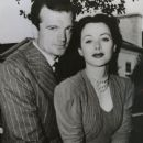 Hedy Lamarr and John Loder