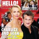 Sean Penn and Charlize Theron - 454 x 605