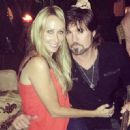 Billy Ray Cyrus and Leticia Finley