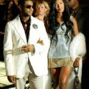 Naomi Campbell and Usher Raymond