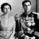 Soraya and Shah Mohammed Reza Pahlavi