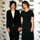 Leisha Hailey and Nina Garduno