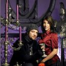 Bam Margera and Melissa Rothstein