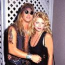 Bret Michaels and Susie Hatton