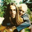 Jaime Rishar and Anthony Kiedis