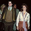 John Travolta and Marilu Henner