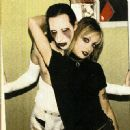 Marilyn Manson and Melissa Romero