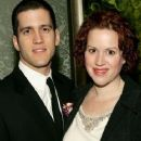 Molly Ringwald and Panio Gianopoulos