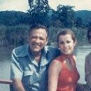 William Holden and Stefanie Powers