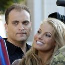 Trish Stratus and Ron Fisco