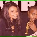 Nas and Carmen Bryan