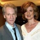 Bill Maher and Arianna Huffington