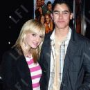 Ashlee Simpson and Tyler Hoechlin
