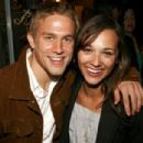 Rashida Jones and Charlie Hunnam