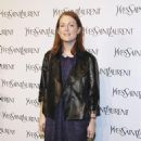 "Julianne Moore - Celebration For The Release Of ""Paris 1962 Schatzberg"" At The Yves Saint Laurent Store In New York City, 12.12.2007."