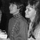 Davy Jones and Sally Field